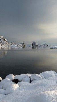 Spokój na jeziorze