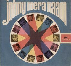 Johny Mera Naam 1970 Hindi Film LP