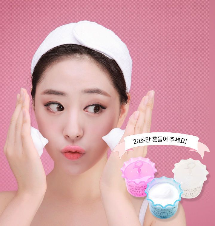 Microbubbles formers Cleansing bubbles Makers Cleansing Tool Foam Makers  Unisex
