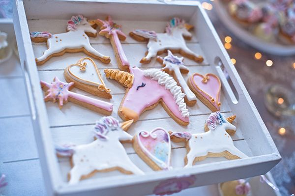 unicorrn baptism ideas