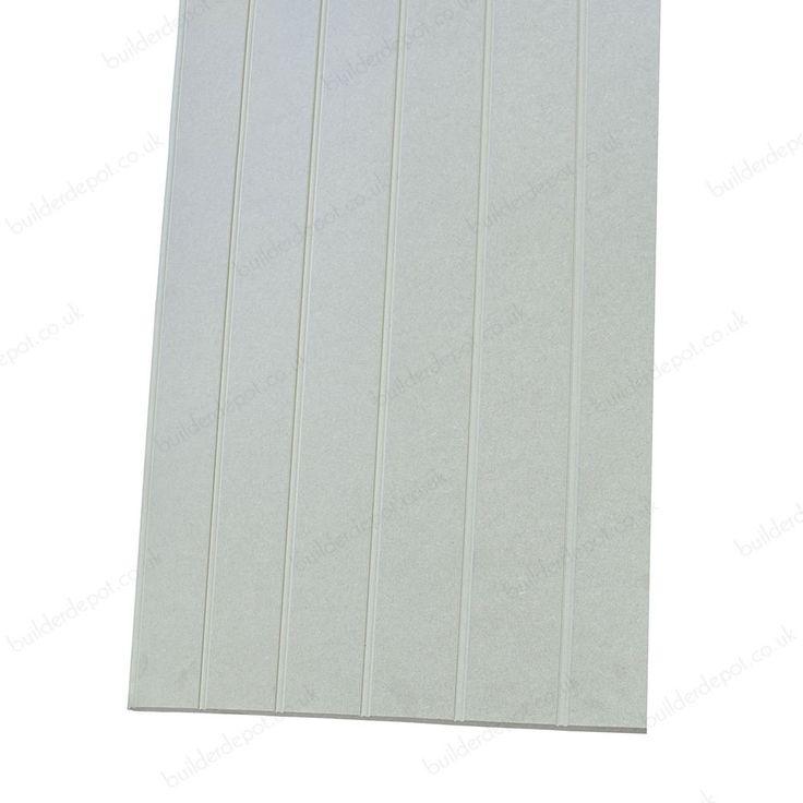 ANNA: - Matchboard 9mm x 600mm x 2440mm Panel Plus Moisture Resistant MDF Panel
