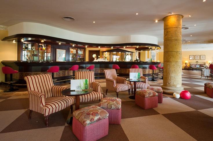 Lounge bar de Fuerte Conil-Costa Luz | #Spain #holiday