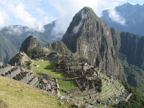 Machu Picchu. Someday...
