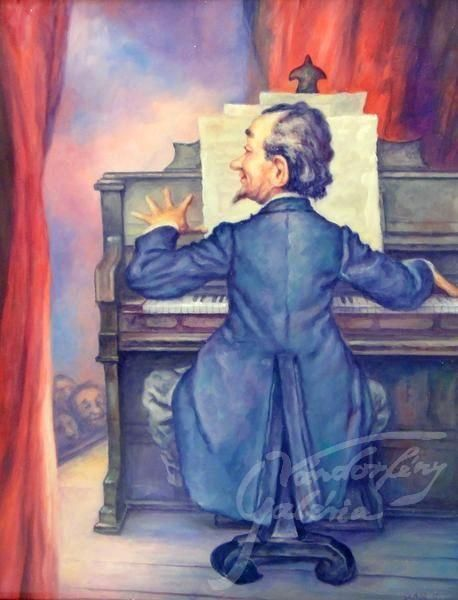Maestro - artist: Szász Endre László