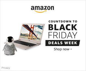 Black Friday week deals