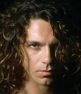 Michael Kelland John Hutchence (22 January 1960 – 22 November 1997)  frontman and lead singer of the band INXS