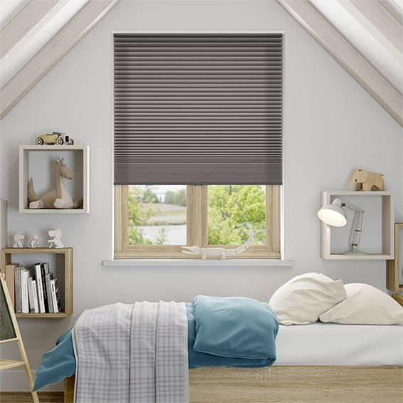 DuoShade Cordless Dark Grey Thermal Blind%20from%20Blinds%202go