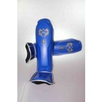 Infightstyle Muay Thai Shinguards - Blue