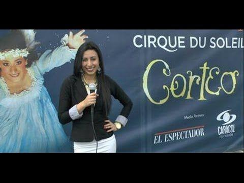 Cirque Du Soleil  - Tras los secretos de Corteo en Colombia - Parte 1 - ...