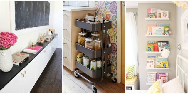 Not enough bathroom counter space? There's an IKEA solution for that.