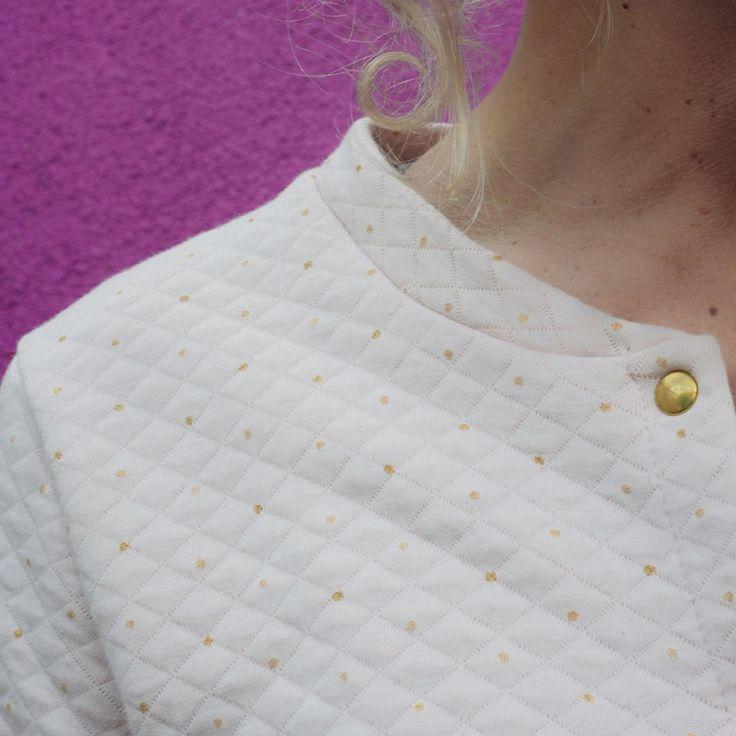 Veste femme Youpille de Petite Etincelle. Mode, fashion, woman, duo mère & fille.