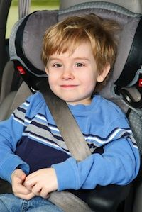 When your child is beginning to grow out of his car seat, it's time to consider graduating him to a booster seat.