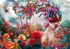 Картинки по запросу collage of butterflies