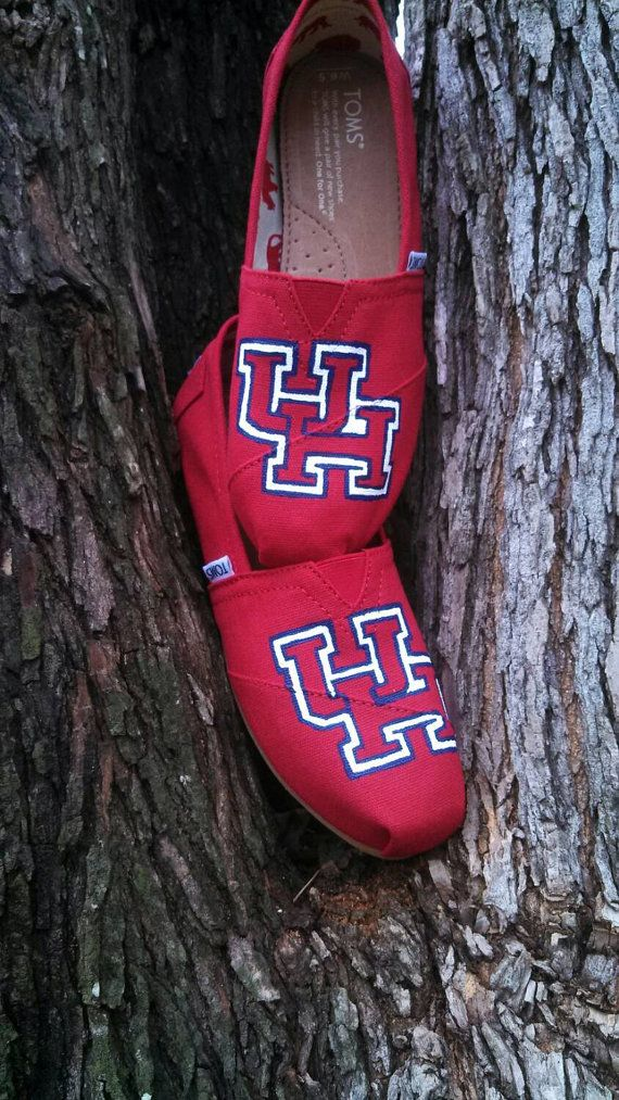 University of Houston Graduation Custom/Hand by RyleesMiscellanies