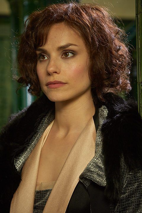 BBC Two's 'Peaky Blinders' May Carleton (portrayed by Charlotte Riley)