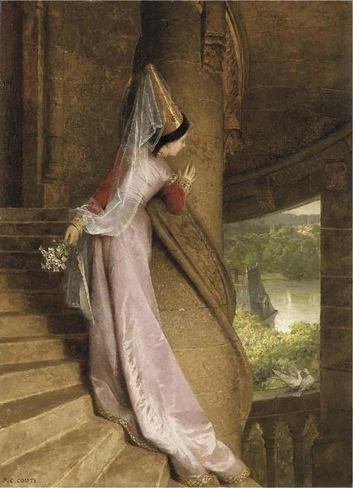 Pierre-Charles Comte - (1853-1895)