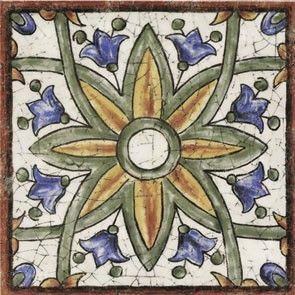 Плитка Calabria Mainzu - Настенная, испанская плитка коллекции Calabria фабрики Mainzu выполнена в винтажном стиле и подходит для ванных комнат и кухонь.