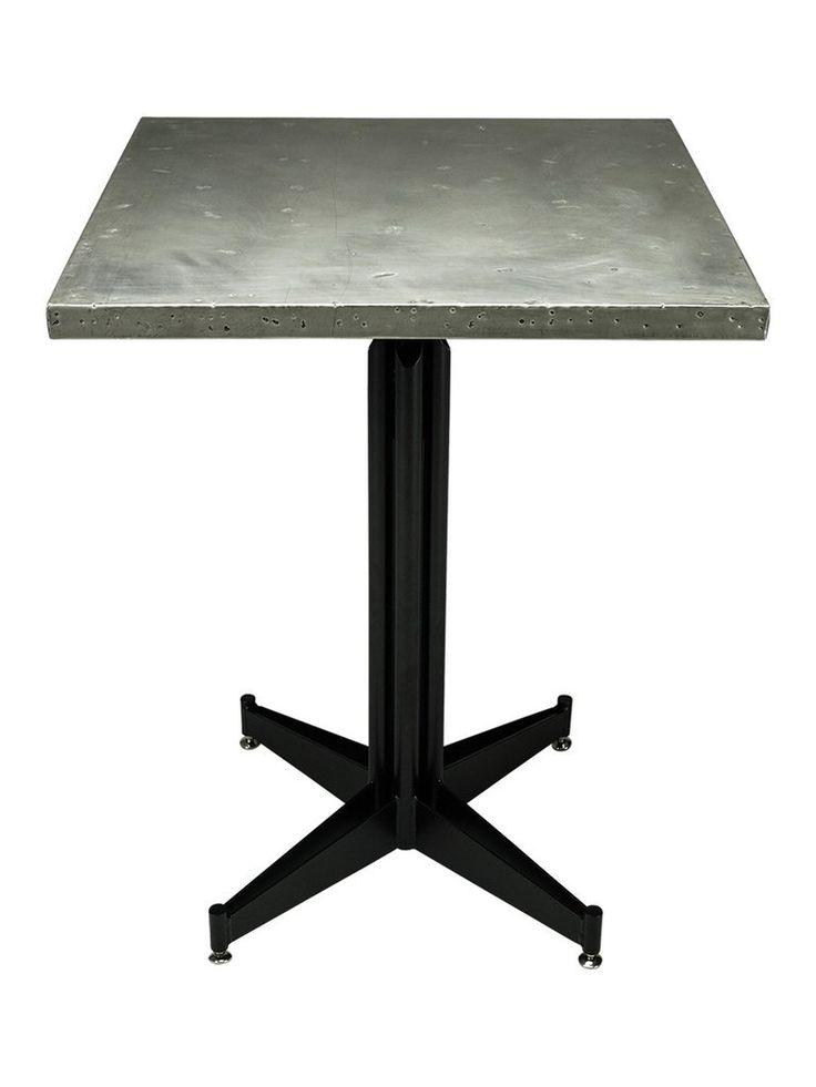 CAFÉ Table Top U2013 Antique Stainless Steel
