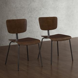 Reed Dining Chair (Set of 2) | Overstock.com Shopping - Great Deals on Dining Chairs ($170 for 2)