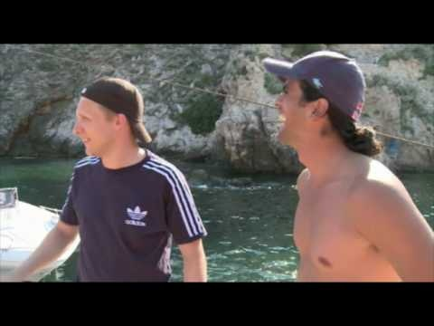 Oliver Pocher: Klippenspringen in Dubrovnik - Red Bull Cliff Diving Series