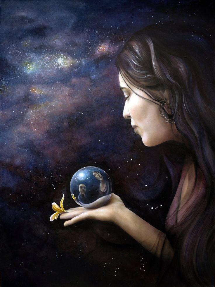 Pleiades by KatiaHonour on deviantART