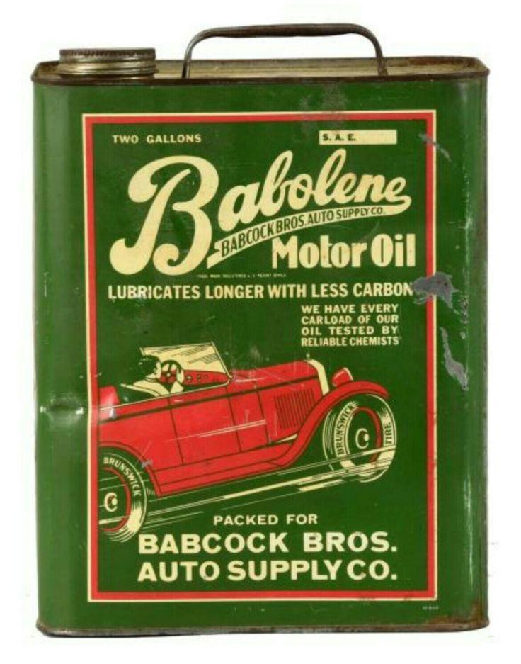 986 best vintage gas stations pumps signs images on for Motor oil for older cars