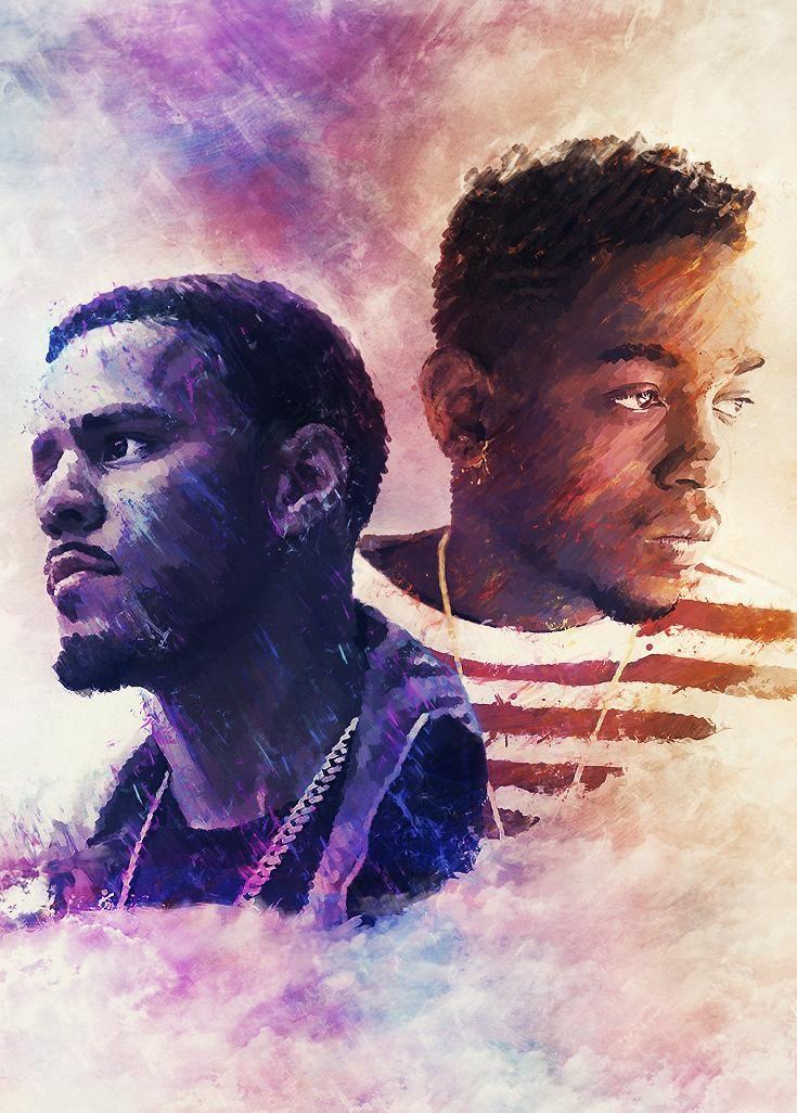 Kendrick lamar and j cole mixtape release date