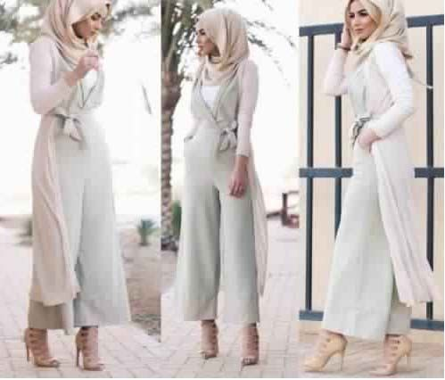 Hijab Styles Modernes1