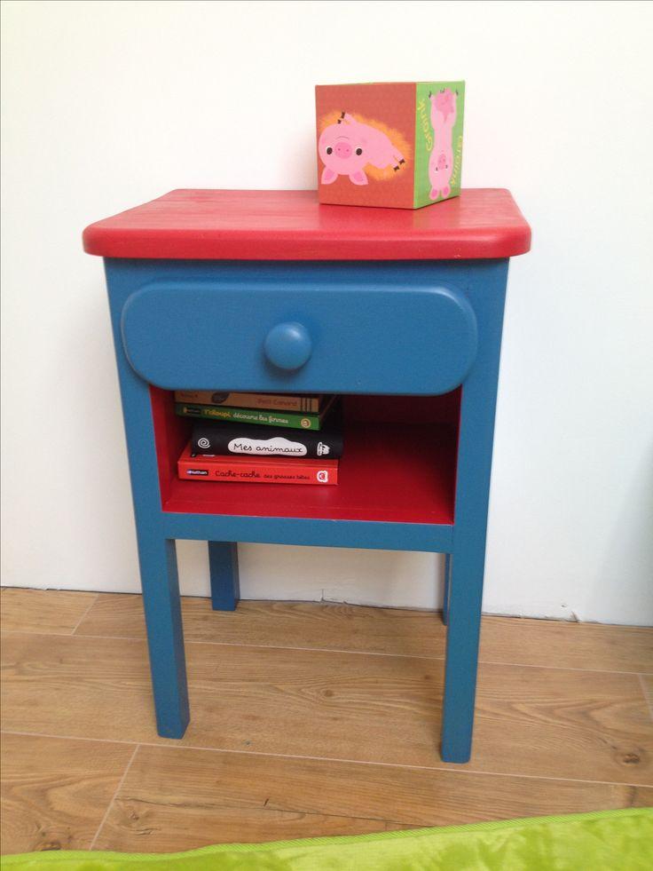 las 25 mejores ideas sobre table de chevet enfant en. Black Bedroom Furniture Sets. Home Design Ideas