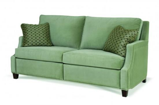 "51530 | MotionCraft Furniture - Zero Wall, Motorized Reclining Sofa (51530M - 76""W), available in more fabrics, Made in USA"