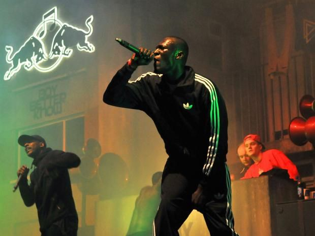 Of course Stormzy's neighbours thought he was a burglar – they can't imagine a black man becoming successful