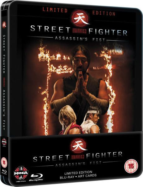 Street Fighter: Assassin's Fist (TV Mini-Series 2014– ) - IMDb
