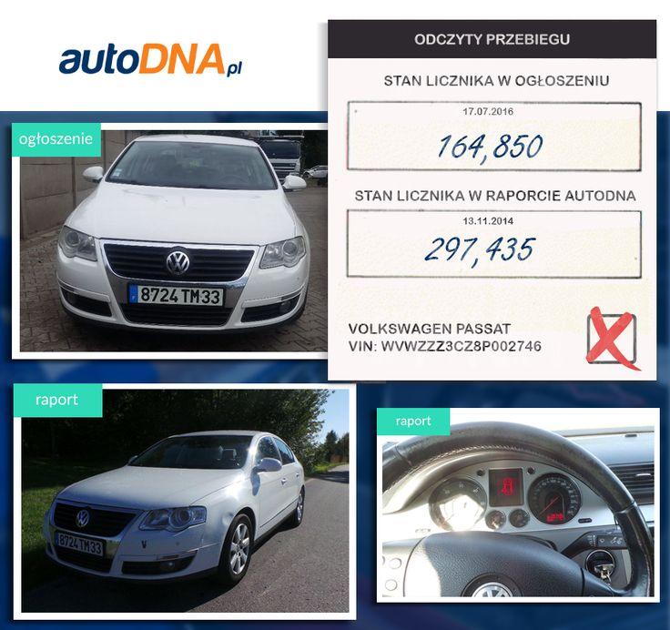 Baza autoDNA - UWAGA! #Cofniętyprzebieg #Volkswagen #Passat  https://www.autodna.pl/vin/WVWZZZ3CZ8P002746/volkswagen-passat-2000cm3-diesel/c25694c614318b94e1573124af18863feda1ba58