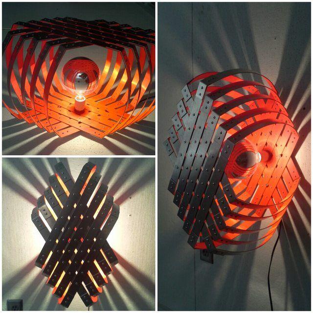 I Made An Aluminum Light Fixture For My Industrial Design