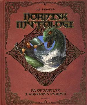 Nordisk mytologi af Jim Lyngvild