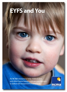 This book has been created by experts at NCMA to support registered childminders in delivering the revised Early Years Foundation Stage (EYFS) framework, but is also suitable for anyone with an interest in early learning.   Filled with real-life examples and beautiful photography, it offers clear explanations about the framework, alongside case study examples to help link the revised EYFS to everyday activities.