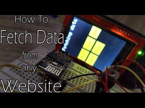 11 best do it yourself electronics images on pinterest consumer how to fetch data from any website using find this pin and more on do it yourself electronics solutioingenieria Images