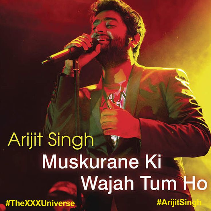 If you need muskuranekiwajah here is show of musically yours #ArijitSingh at Dome Hall NSCI.  #TheXXXUniverse