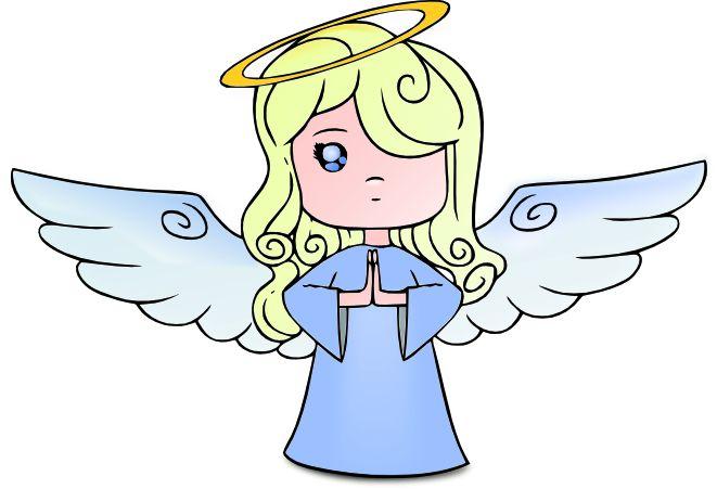 Free Angel Clip Art | Free Angel Clipart