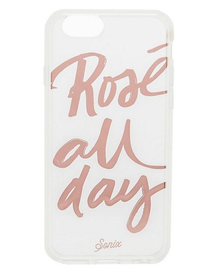 Rose all day phone case