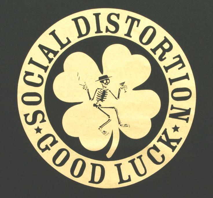 Social D. Good Luck