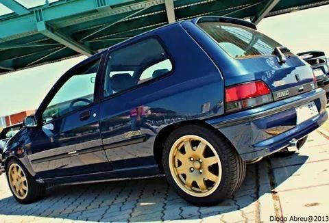 Renault Clio Williams ♥♥♥