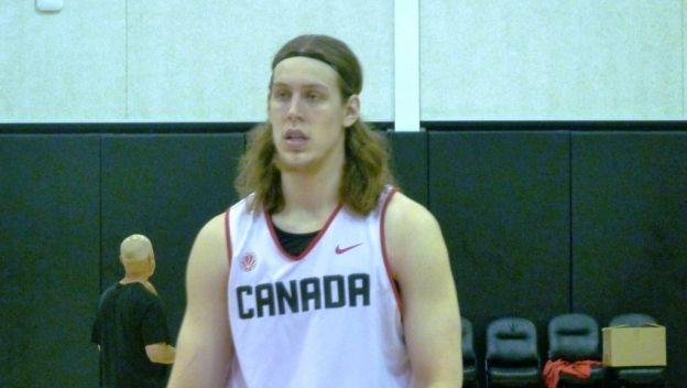 Hot Celtics Trade Prospect Kelly Olynyk Loves Toronto