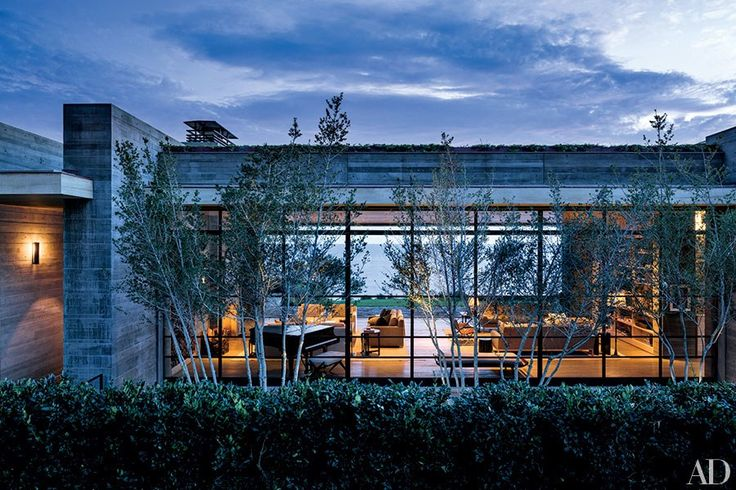 12 Modern Home Exteriors from the AD Archives Photos | Architectural Digest