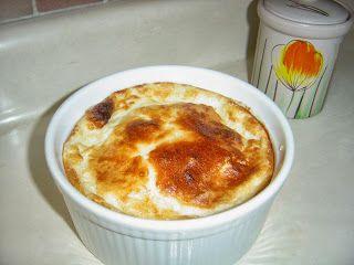 El Blog de Dulcita: Souffle de maíz con queso parmesano