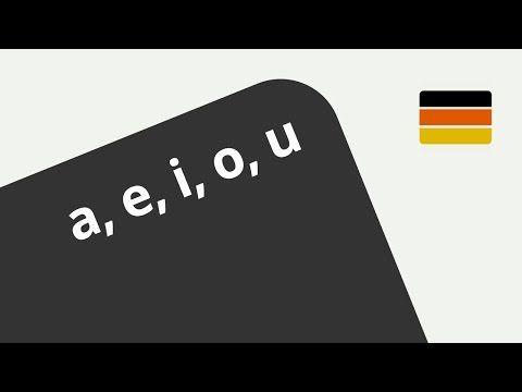 Lange und kurze Vokale a, e, i, o, u unterscheiden   Deutsch   Grammatik und Rechtschreibung - YouTube