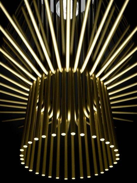 FOSCARINI: ALLEGRETTO  DESIGN ATELIER Oï 2009