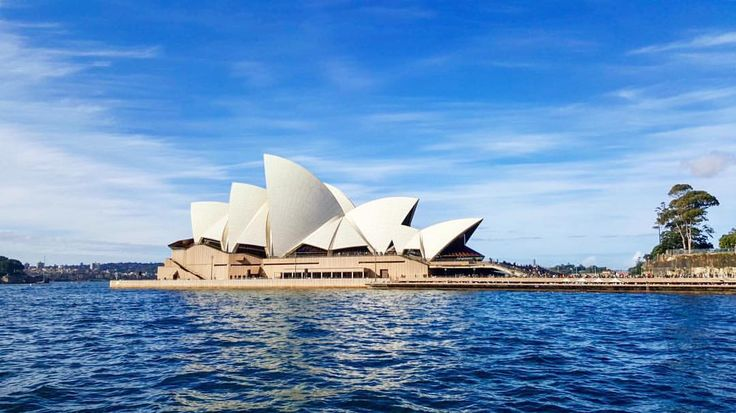 The Sidney Opera House