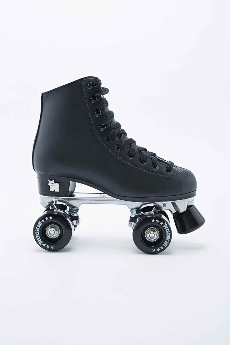 Rookie Classic Roller Skates in Black  #FairfieldGrantsWishes