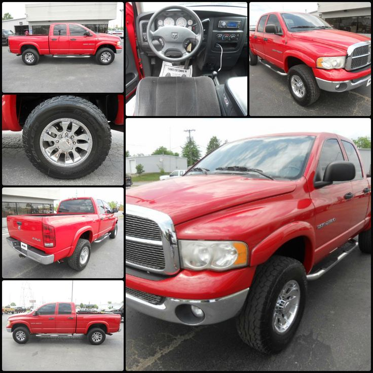 - - { Saturday's Truck of the Day } - -   Today's #VehicleSpotlight is a 2003 Dodge Ram 2500, Quad Cab, 4WD, Leather seats, Alloy wheels & Tow Package! This truck is priced to sell!! Come by to see us today or feel free to inquire online at our website! We have several specials and discounted prices for TODAY ONLY!!!  | 615-893-CARS | | www.jimkirbyauto.com |  #Dodge #Ram #2500 #4x4 #4WD #trucks #Trucking #JimKirbyAutomotive #Saturday